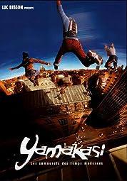 Yamakasi poster