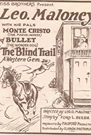 The Blind Trail Poster