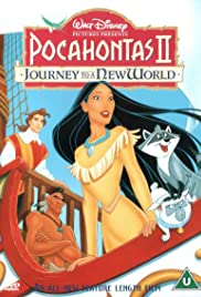 Pocahontas 2: Journey to a New World Poster