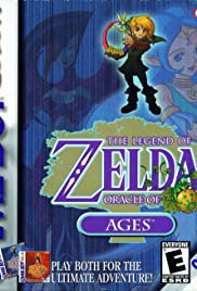The Legend of Zelda: Oracle of Ages Poster