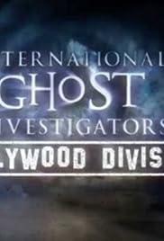 International Ghost Investigators Poster