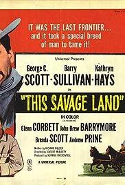 This Savage Land Poster