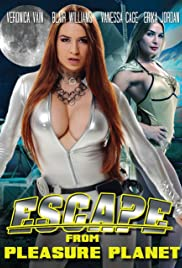 Escape from Pleasure Planet2016 Poster