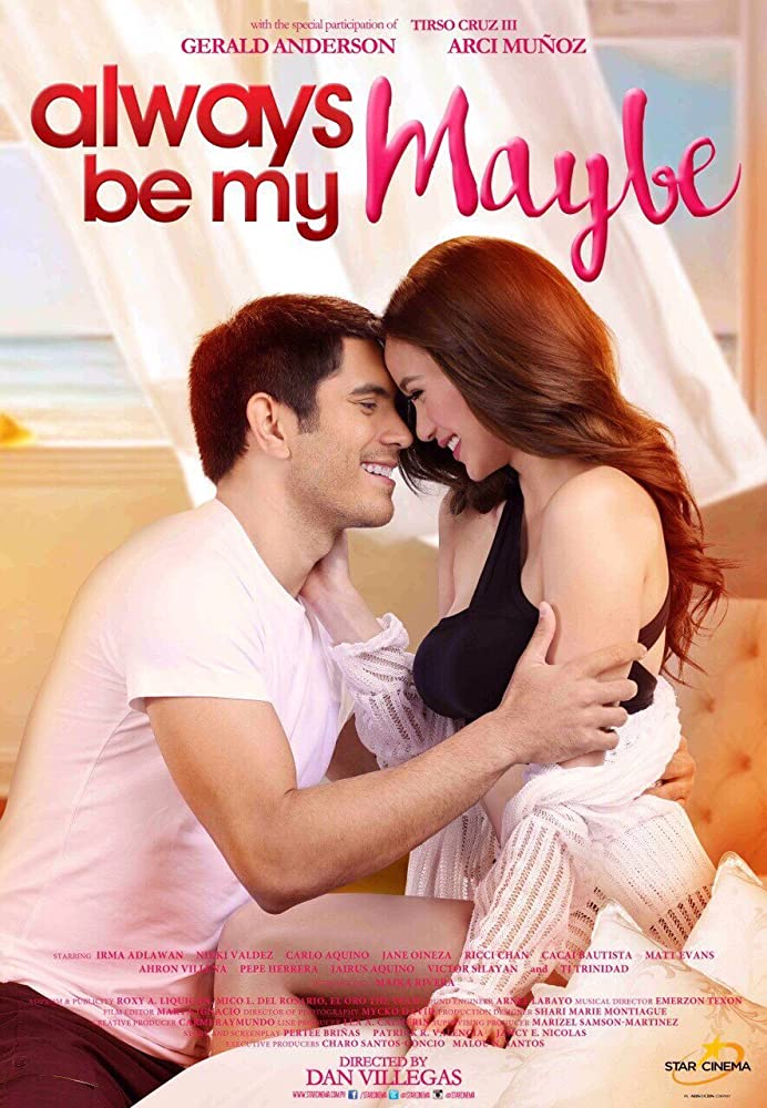Always Be My Maybe (2016) HDRip