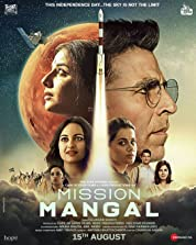 Mission Mangal (2019) poster