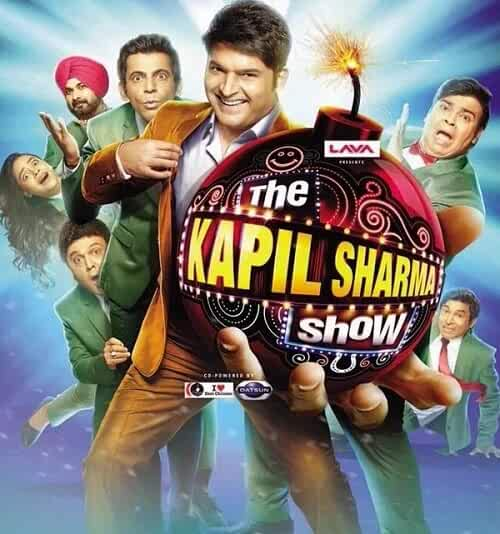 The Kapil Sharma Show 14th May (2017) Episode 106 300MB 576P