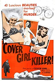 Cover Girl Killer (1959) Poster - Movie Forum, Cast, Reviews