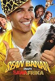 Sean Banan inuti Seanfrika Poster