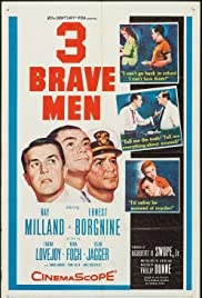 Three Brave Men Poster