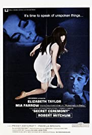 Secret Ceremony (1968) Poster - Movie Forum, Cast, Reviews