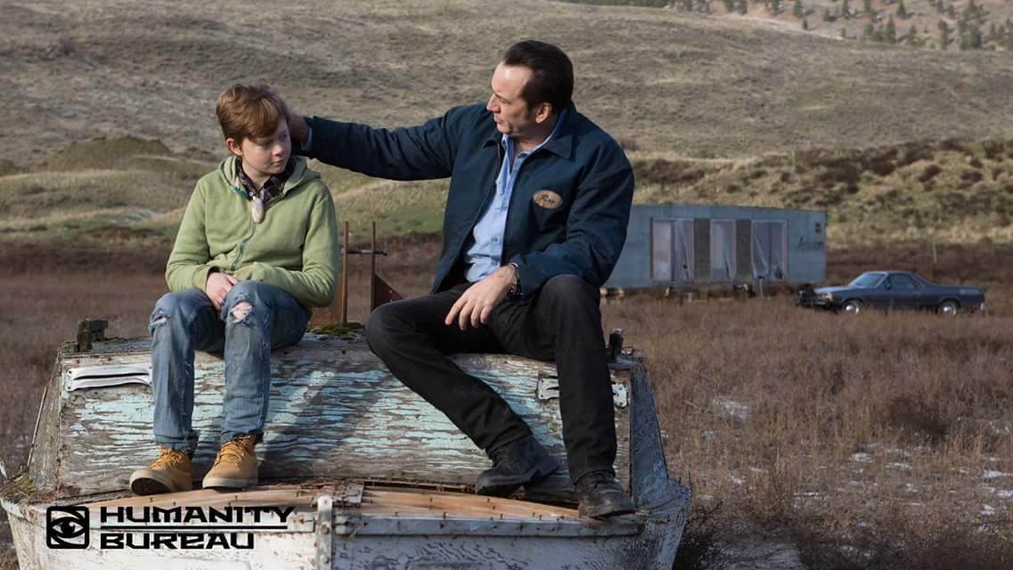 The Humanity Bureau (2017), film online subtitrat în limba  Română
