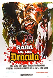 The Dracula Saga (1973) Poster - Movie Forum, Cast, Reviews