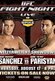 UFC: Fight Night 6 Poster