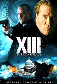 XIII: The Conspiracy Poster - TV Show Forum, Cast, Reviews