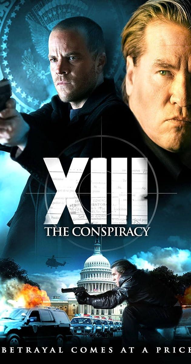 xiii the conspiracy tv miniseries 2008� imdb