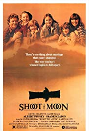 Shoot the Moon Poster