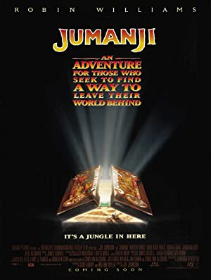 Jumanji (1995) Download on Vidmate