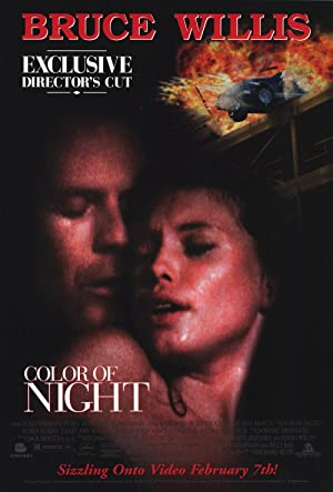Poster Color of Night