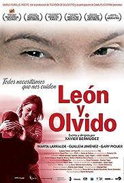 León y Olvido Poster
