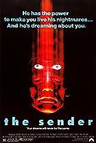 The Sender (1982) Poster