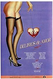 Delirios de amor Poster