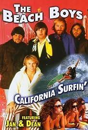 Beach Boys: California Surfin' Poster