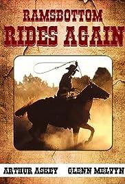 Ramsbottom Rides Again Poster