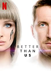 Better Than Us - Season 1 poster