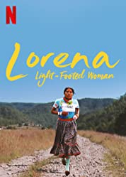 Lorena, Light-footed Woman (2019) poster