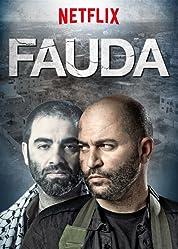 Fauda (2017) poster
