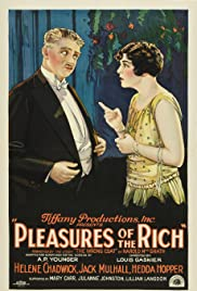 Pleasures of the Rich Poster
