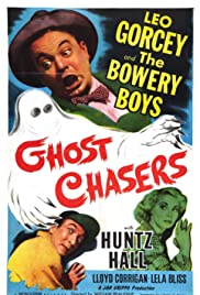 Ghost Chasers (1951) Poster - Movie Forum, Cast, Reviews