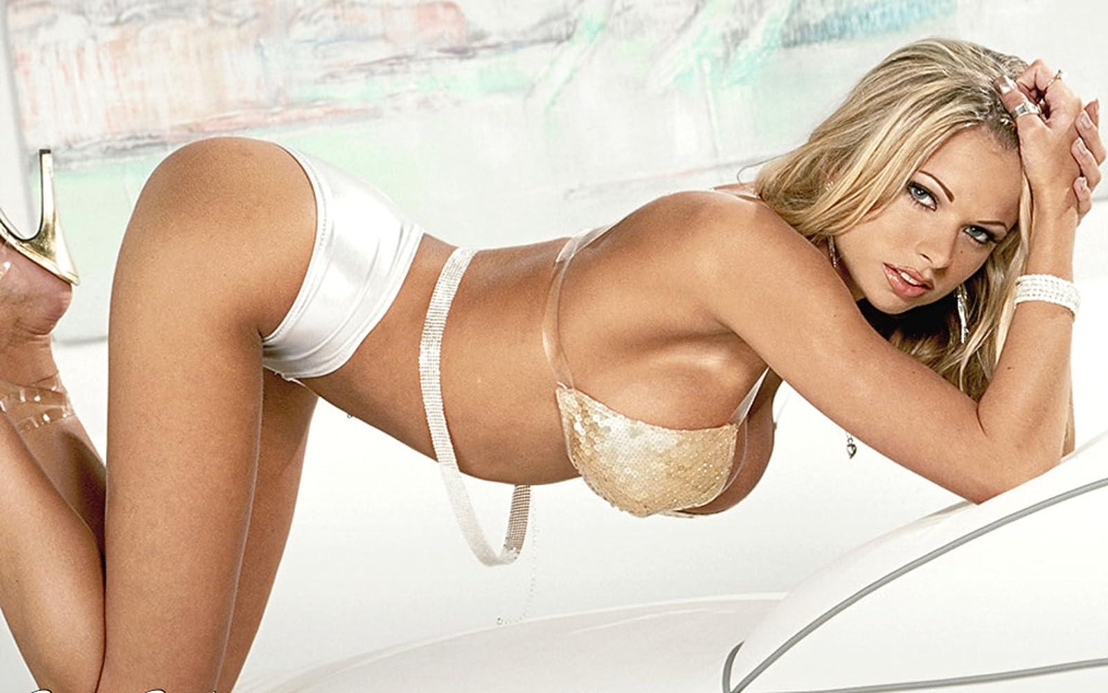 Briana Banks Bikini