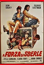 A forza di sberle Poster