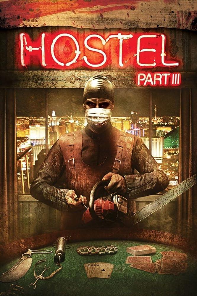 Hostel: Part III BluRay