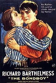 The Bond Boy Poster