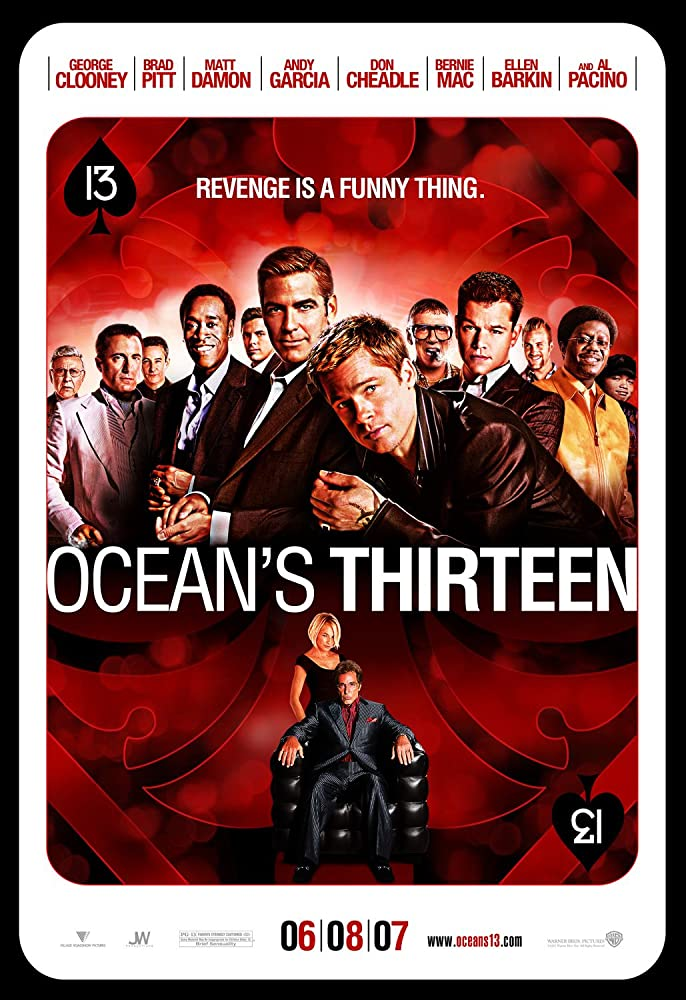 Ocean's Thirteen 2007 Hindi Dual Audio Watch Online Free Download At Movies365
