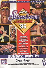 WCW Slamboree: A Legends' Reunion Poster