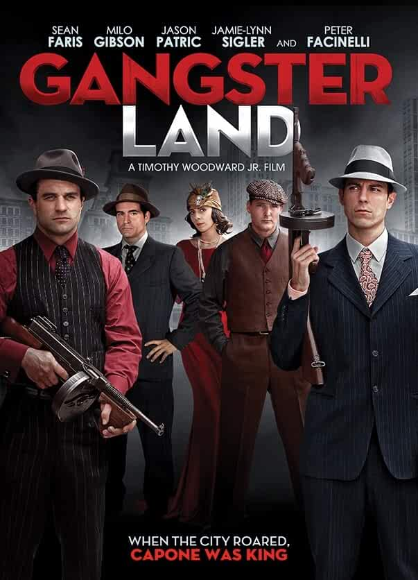 Gangster Land 2017 English 480p HDRip full movie watch online freee download at movies365.ws