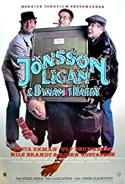 The Jönsson Gang & Dynamite Harry Poster