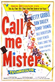 Call Me Mister Poster