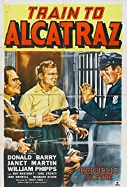 Train to Alcatraz Poster