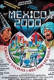 México 2000 Poster