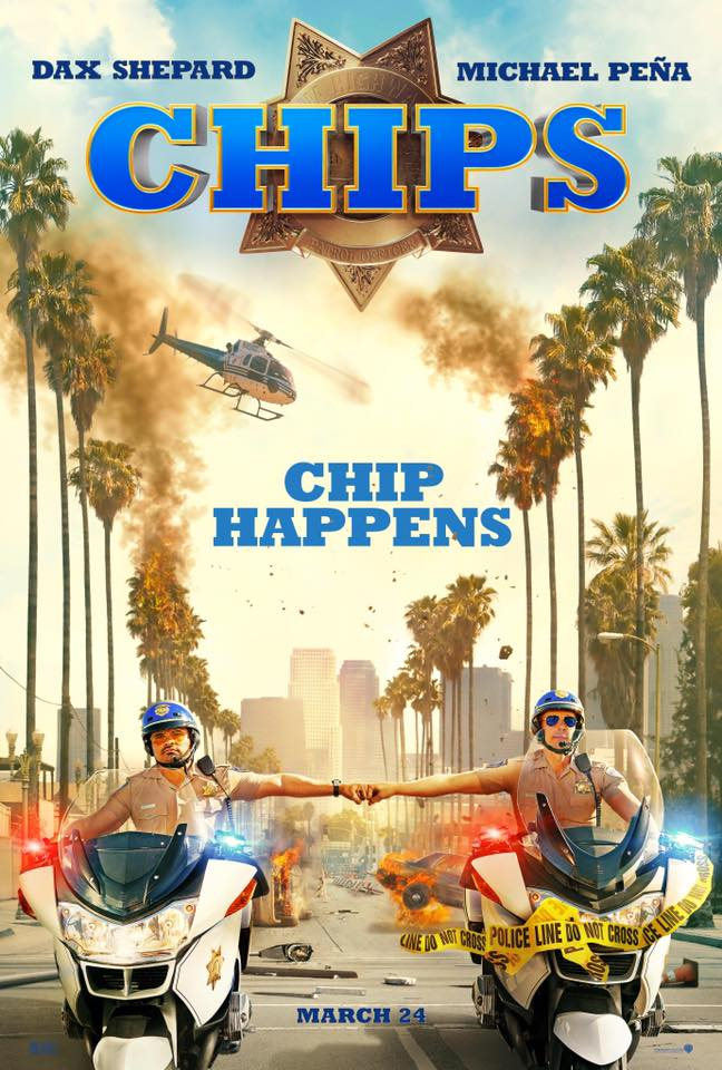 CHiPs (2017) Subtitle Indonesia