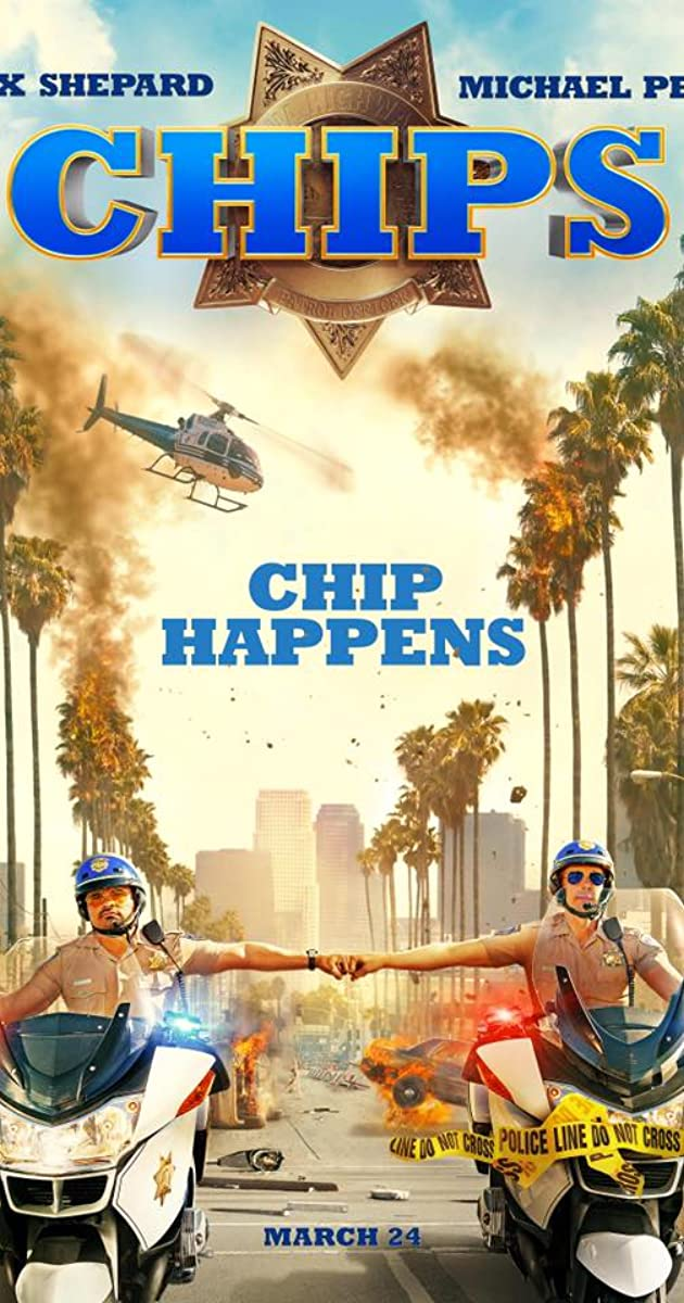 chips 2017 imdb