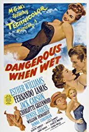 Dangerous When Wet Poster