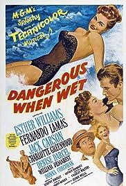 Dangerous When Wet(1953) Poster - Movie Forum, Cast, Reviews
