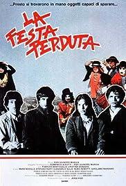 La festa perduta Poster