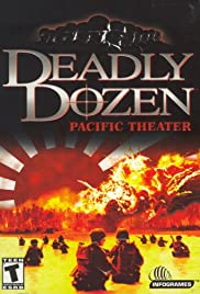 Deadly Dozen: Pacific Theater Poster