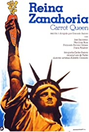Reina Zanahoria Poster